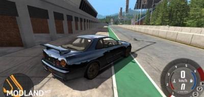 Nissan Skyline R34 Car Mod [0.5.6], 2 photo